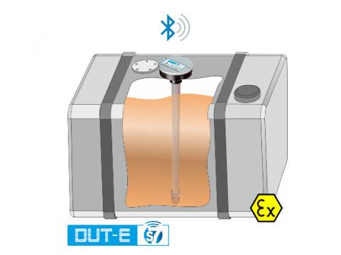 Беспроводной датчик уровня топлива DUT-E S7