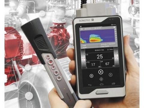 Ультразвуковой широкополосный диагностический детектор-андроид Sonotec SONAPHONE