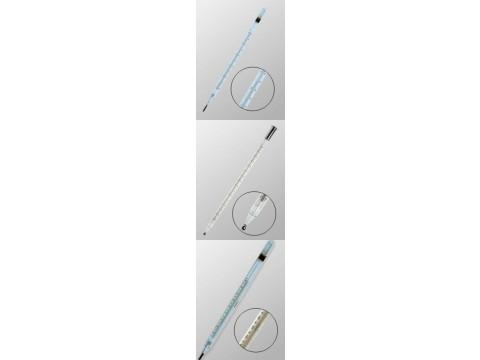 Термометры метеорологические стеклянные ТМ10