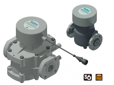 Расходомер топлива промышленный DFM Industrial