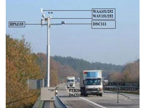 Системы автоматизированные информационно-измерительные МетеоТрасса