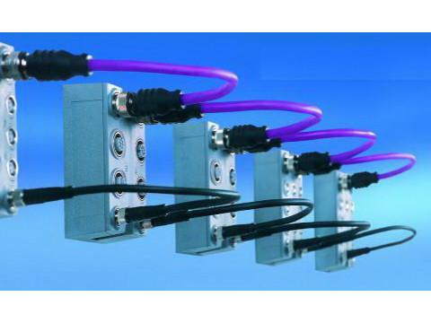 Устройства удаленного ввода-вывода B&R X67