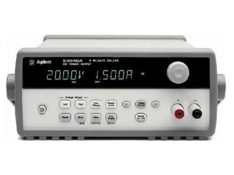Меры напряжения и тока E3640A, E3641A, E3642A, E3643A, E3644A, E3645A, E3646A, E3647A, E3648A, E3649A