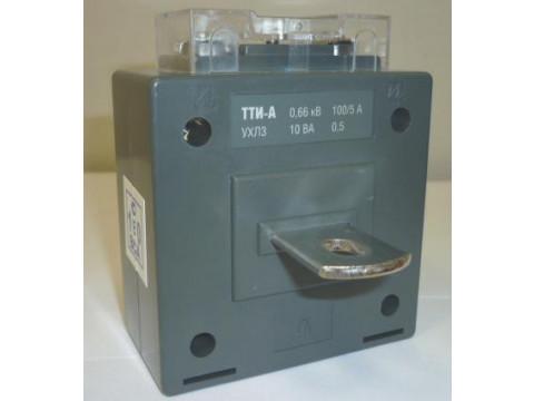 Трансформаторы тока измерительные на номинальное напряжение 0,66 кВ ТТИ