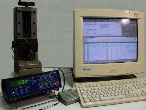 Приборы для поверки концевых мер длины Микрон-04