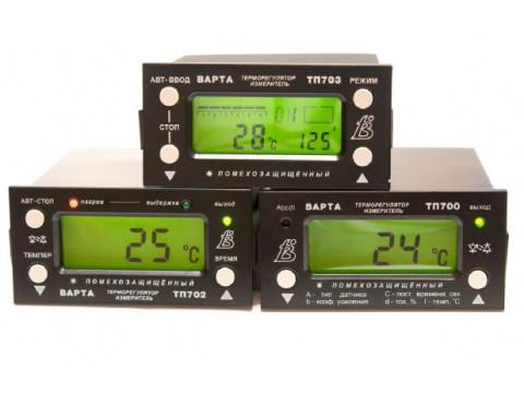 Терморегуляторы-измерители программируемые ТП