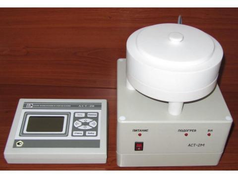 Установки для контроля качества трансформаторного масла АСТ-2М
