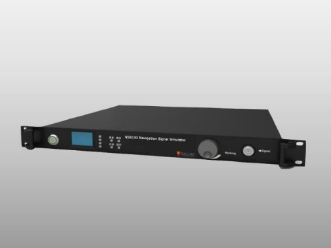 Симулятор навигационных сигналов NS8102