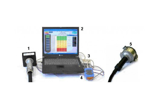 Системы цифровые автоматические прогнозирования самосогревания растительного сырья АСПС-Ц