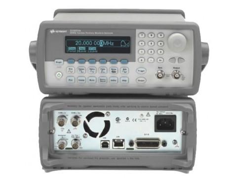 Генератор сигналов стандартной/произвольной формы, 20 МГц 33220A