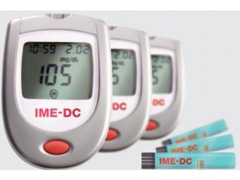 Приборы для определения уровня глюкозы в крови портативные IME-DC