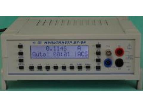 Мультиметры В7-84