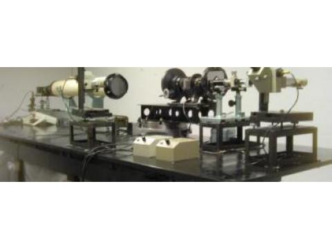 Установки для измерений угловых координат
