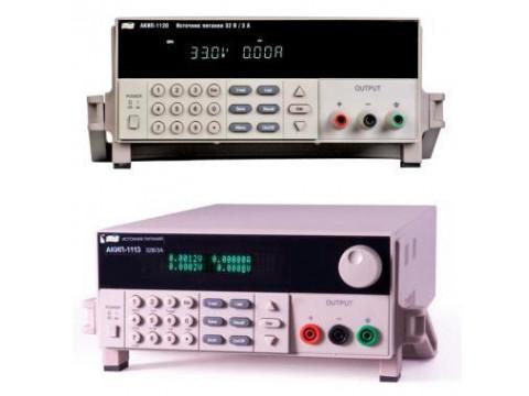 Источники питания постоянного тока АКИП-1112, АКИП-1113, АКИП-1114, АКИП-1115, АКИП-1116, АКИП-1117, АКИП-1118, АКИП-1119, АКИП-1120, АКИП-1121, АКИП-1122, АКИП-1123, АКИП-1124, АКИП-1125