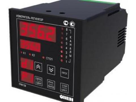Измерители-регуляторы универсальные восьмиканальные ТРМ138