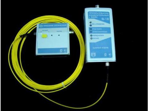 Преобразователи измерительные с волоконно-оптической линией связи Я6-130