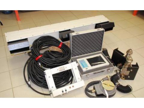 Устройства слежения за параметрами контактного провода Визир