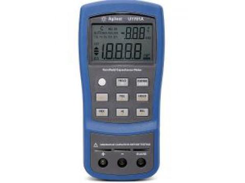 Измерители емкости U1701A, U1701B