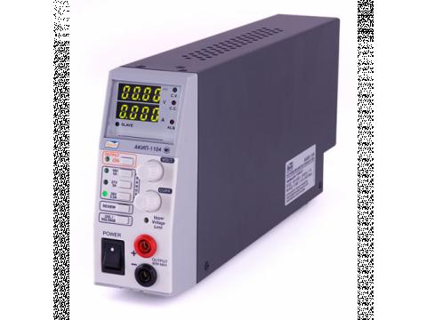 Источник питания постоянного тока программируемый АКИП-1104