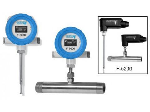 Расходомеры термомассовые F-5500