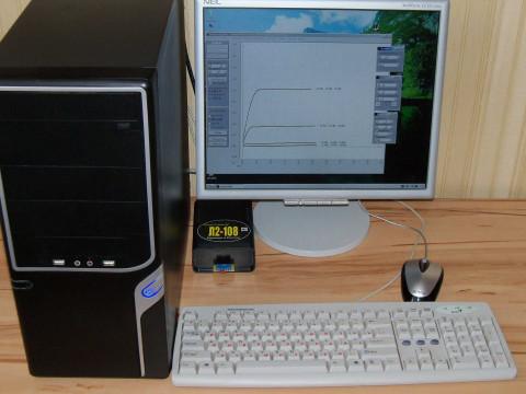 Измерители-анализаторы автоматизированные импульсные статических вольтамперных характеристик полевых СВЧ транзисторов Л2-108