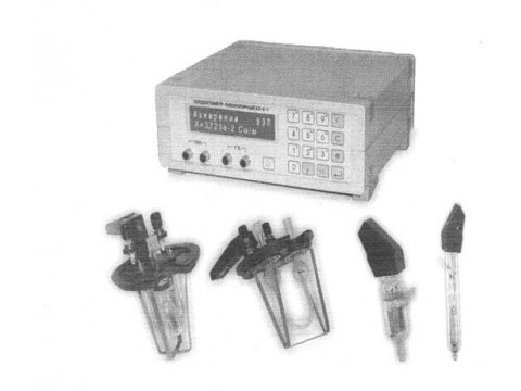 Кондуктометры лабораторные КЛ-С-1