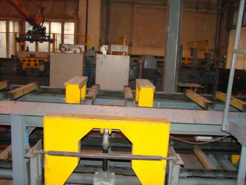 Весы для взвешивания пакетов чушек из алюминия BEFESA-РУС
