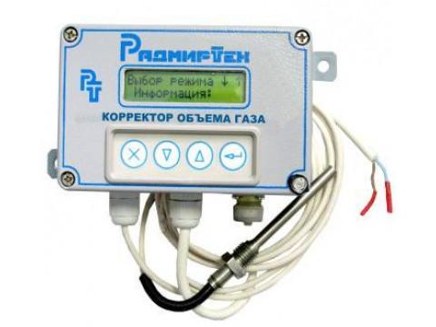 Корректоры объема газа ВЕГА, исп. ВЕГА-1.01, ВЕГА-1.02, ВЕГА-2.01
