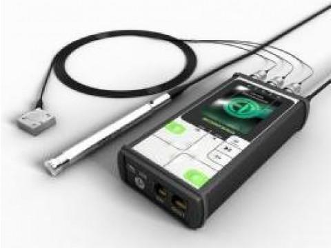 Шумомеры-виброметры, анализаторы спектра ЭКОФИЗИКА-110А