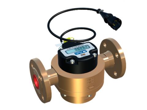 Расходомер топлива для тяжелой техники DFM Marine