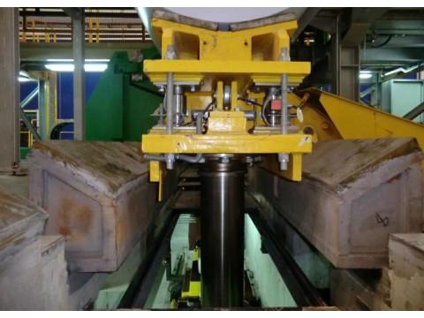 Весы электронные для взвешивания рулонов металла ВТР-25