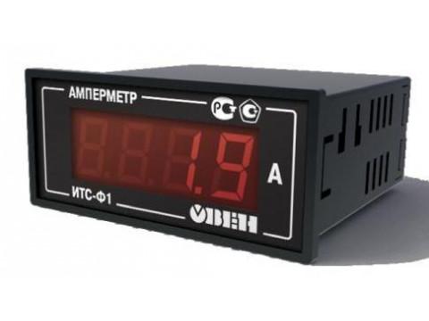 Приборы электроизмерительные цифровые (амперметры) ИТС-Ф1