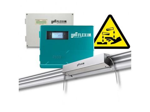Измеритель концентрации ультразвуковой Flexim PIOX S