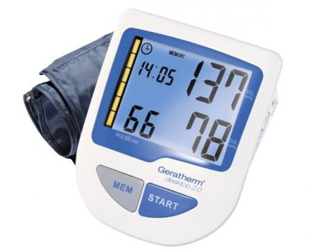 Измерители артериального давления крови (тонометры) электронные автоматические с принадлежностями Geratherm desktop 2.0 GT 6630