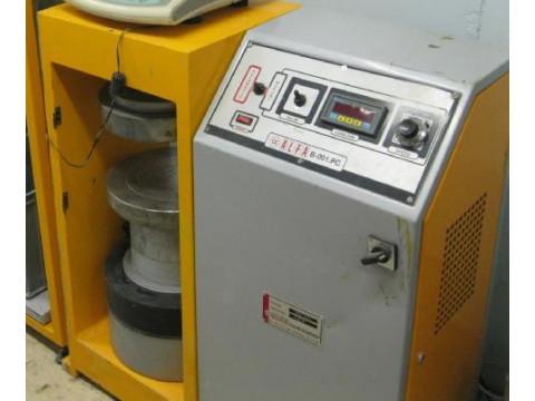 Пресс автоматический испытательный для бетона ALFA TESTING EQUIPMENT