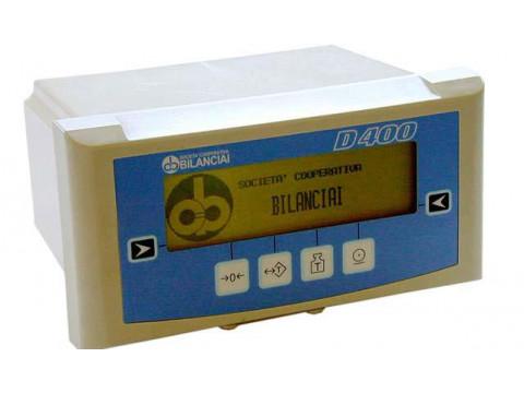 Индикаторы весоизмерительные D400, D410, D800