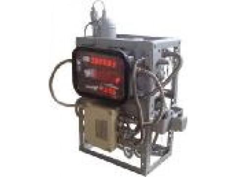 Установки измерения объема или массы сжиженных газов УИЖГЭ