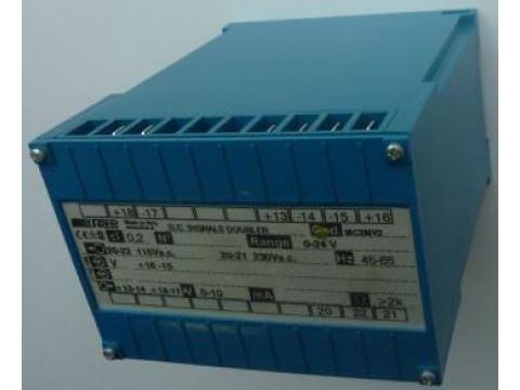 Преобразователи постоянного тока и напряжения измерительные MC0МА2, MC2MV2