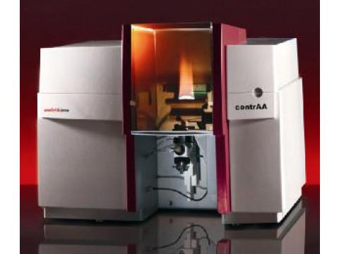 Спектрометры атомно-абсорбционные contrAA 300, contrAA 600 и contrAA 700