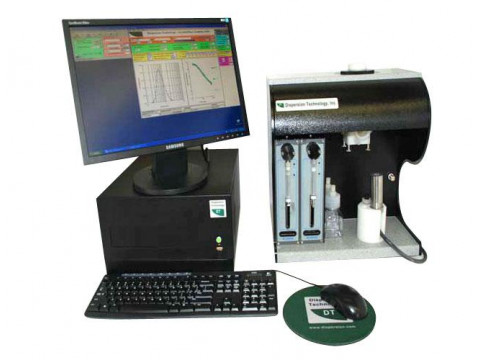 Анализаторы для характеризации дисперсий акустические и электроакустические DT (DT-1202, DT-100, DT-300, DT-310, DT-330, DT-600, DT-700)