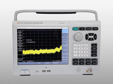 Анализаторы спектра S3502