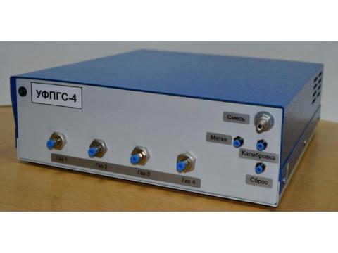 Генераторы газовых смесей УФПГС-4
