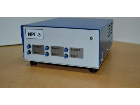 Расходомеры газа ИРГ-3