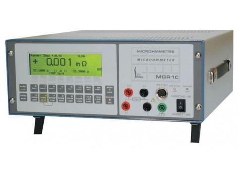 Микроомметры MGR10