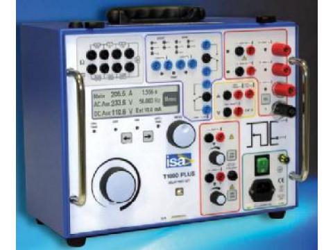 Устройства контрольно-измерительные для проверки релейной защиты T1000 PLUS, T2000, T3000