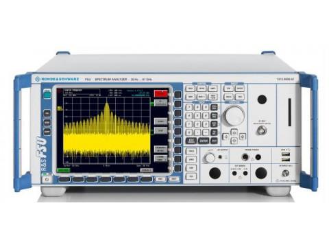 Анализаторы спектра FSU67