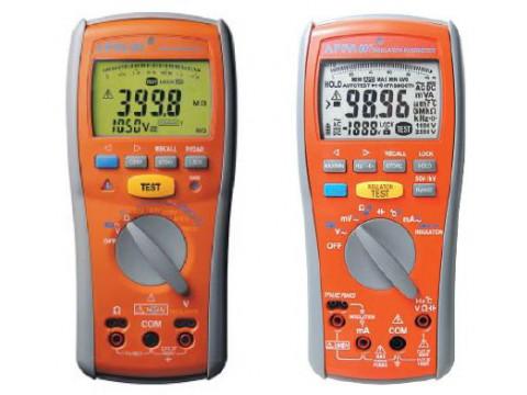 Измерители сопротивления изоляции APPA 605, APPA 607