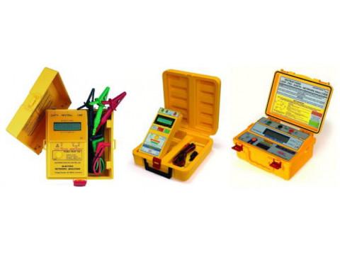 Измерители параметров электрических сетей 1824 LP, 1825 LP, 1826 NA, 2811 LP, 2726 NA, 4126 NA