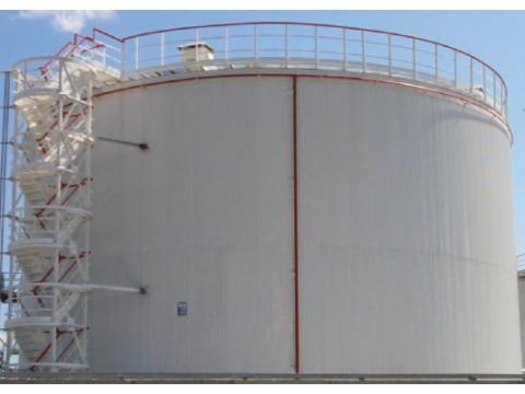 Резервуары стальные вертикальные цилиндрические РВСС-3000