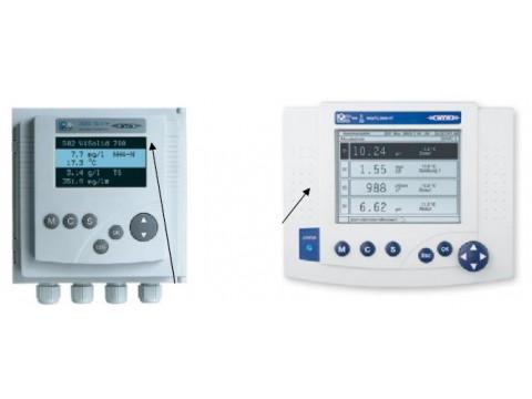 Анализаторы промышленные многопараметрические с контроллерами IQ (анализаторы) D IQ/S 182 и M IQ (контроллеры)